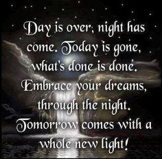 Goodnight my beautiful, cheerful, sleepy followers and friends!! Post some more stuff tomorrow!!