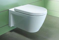 Duravit: Starck wall WC