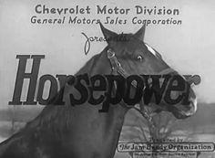 📽 Horsepower (1937) The Jam Handy Organization for #Chevrolet  https://youtu.be/Jx_CzVQvu2A