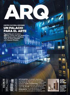 Tapa de la edición impresa de ARQ del martes 2 de junio de 2015