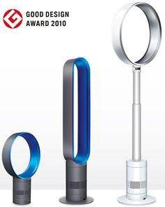 Dyson - Air Multiplier #HomeElectronics #British