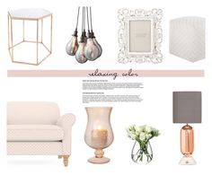 """""""relaxing color"""" by anna-selivanova ❤ liked on Polyvore featuring interior, interiors, interior design, home, home decor, interior decorating, Canterbury, Zara Home, LSA International and Bloomingville"""