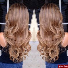 love this waves hair,hmm