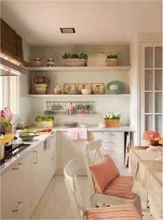 Home tour: delicadeza e cores suaves