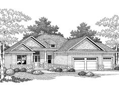 Eplans Country House Plan - Five Bedroom Country - 2716 Square Feet and 5 Bedrooms from Eplans - House Plan Code HWEPL63321