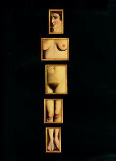 Eternal Proof ', oil Rene Magritte (1898-1967, Belgium)