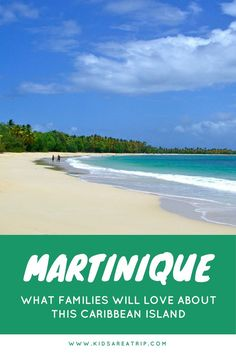 Martinique is perfec