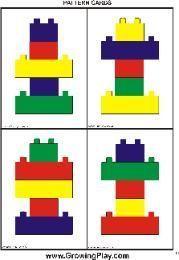 turnen im kindergarten weihnachten - Mode Für Teens Visual Motor Activities, Lego Activities, Therapy Activities, Preschool Activities, Legos, Lego Therapy, Preschool Math, Lego Duplo, Kids Education