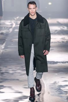 Ami Fall 2015 Menswear - Collection - Gallery - Style.com