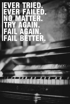 its fitting that this quote is by a piano, because i always have hardships when i play the piano