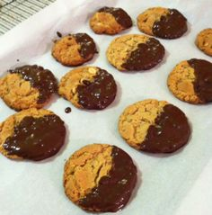 Peanut Cookies - gluten free