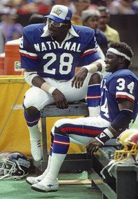 NFL.com Photos - Eric Dickerson, Walter Payton