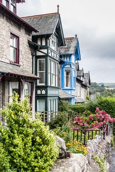 Houses in Kendal, Cumbria