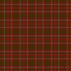 The tartan of the clan that my husband is a distant member of, the MacIntosh clan.