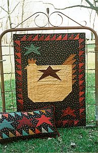 Golden Beauty quilt pattern - Great source on Country Patterns.