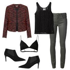 Modern Ways To Wear Chanel's Iconic Tweed Jacket