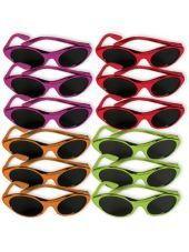 $9.99 Fiesta Metallic Oval Sunglasses-Party City  http://www.partycity.com/product/fiesta+metallic+oval+sunglasses+12ct.do?sortby=ourPicks=all=110285