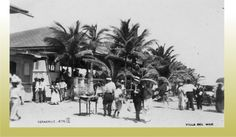 Fotos Del Puerto De Veracruz | Fotos antiguas de Villa del Mar en Veracruz (2a. serie) | VERACRUZ ...