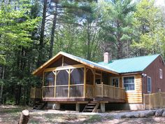 Okie Dokie Cabins offers cabin rental service in Tamworth, NH. The company has highly trained specialists in the field. Call us on (603) 707-7257!