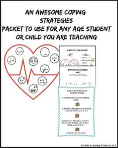 This is an extremely helpful packet filled with posters for special educators, school counselors to help their students learn how to calm their body.Thank you for checking out this product! Click on the green star to follow me to receive updates and new product alerts.Terms of use: - Single classroo... Classroom Management Tips, Behavior Management, Free Emoji, Family Support, School Counselor, Lets Celebrate, Student Learning, Social Skills, Special Education