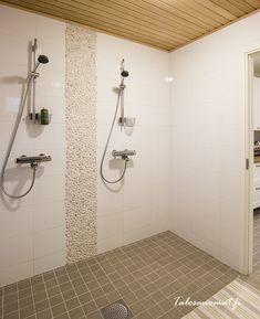 Sievitalo Laundry In Bathroom, Alcove, Toilet, Sweet Home, Bathtub, Interior Design, Future, Ideas, Little Cottages