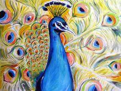 "Piece entitled ""Big Flirt"" By artist Trevor Tucker."