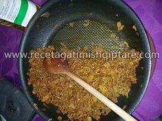 Byrek (me mish) | Receta Gatimi Shqiptare