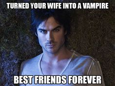 Whether you're team Delena or team Stelena, there's one thing that all Vampire Diaries fans will agree on — Damon Salvatore aka Ian Somerhalder has had some pretty memorable moments. And you know how some of your friends SAY they're die-hardTVDlovers but don't really know what's happening? Yeah — they'll have no idea wtf the …
