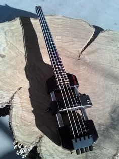 One of my Bass guitars. You either lovve it or hate it! (generic pic)