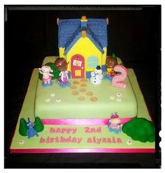 doc mcstuffins cake   doc mcstuffins - by BrookesCupcakes @ CakesDecor.com - cake decorating ...
