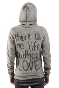 Live to Love Apparel - a company with the mission of spreading the love and message of Jesus Christ, as far as I can see all products are American Apparel with Live to Love messages printed on them. LOVE!