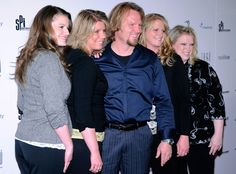 Sister Wives' Kody Brown Divorces One Woman to Marry Another!  Robyn Brown, Meri Brown, Kody Brown, Christine Brown, Janelle Brown, Sister Wives