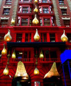 Gershwin Hotel, NYC: USA