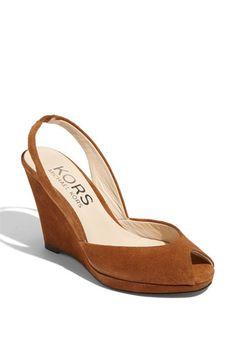 KORS Michael Kors 'Vivian' Sandal available at #Nordstrom