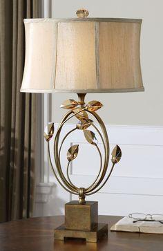 Alenya Gold Table Lamp