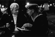 30 Black-and-White Photographs Capture Street Scenes of Stockholm in the Stockholm, Night School, Vintage Photographs, Black And White Photography, Street Photography, 1950s, Captain Hat, People, Sweden