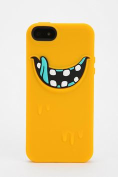 Monster Silicone iPhone 5 Case #urbanoutfitters