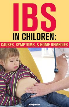 IBS In Children: Causes, Symptoms, And Home Remedies : A trip to the doctor's office revealed that Mary could have an irritable bowel. Irritable bowel syndrome or IBS is not uncommon in children, especially teenagers. Here, MomJunction shares information about the symptoms, causes, treatment, and remedies for IBS in children.