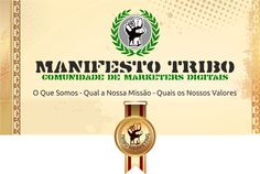 manifesto da tribo