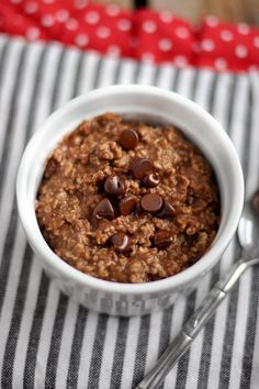 Chocolate Oatmeal