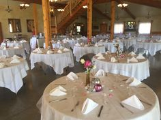 Our venue - Hart Ranch. I love that staircase I'll been entering from...hopefully I don't fall.