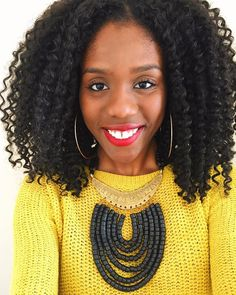 ... Crochet Braids! on Pinterest Water Waves, Marley Hair and Crochet