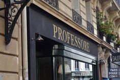 Le Professore, le restaurant italien qui cache un bar à cocktails, Gocce. crédit photos : Fanny B.