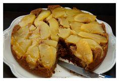 Apple molasses upside down cake from Bon appetit.  {naivecookcooks.com}