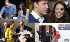 The Duke and Duchess of Cambridge: another royal tour is on the air!
