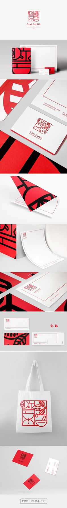 (53) Gialousis Branding | | Luminous Design Group... - a grouped images picture - Pin Them All | i D ´ S | Pinterest / Branding / Inspiration / ideas / Brand / Design / Food / Products / Chocolate / Coffee / Fun / Smart / Line Art / Accent Color / Red / Modern