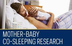 Mother-Baby Co-sleeping Research