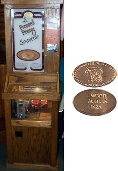 PennyCollector.com - The official website for elongated pennies, penny books and penny machines