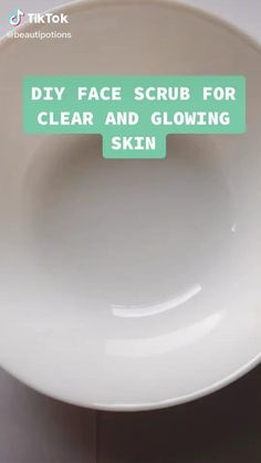 DIY glowing skin 🤩 - Beauty is Art Beauty Care Routine, Skin Care Routine Steps, Skin Routine, Beauty Tips For Glowing Skin, Clear Skin Tips, Beauty Skin, Remedies For Glowing Skin, Diy Beauty, Homemade Skin Care