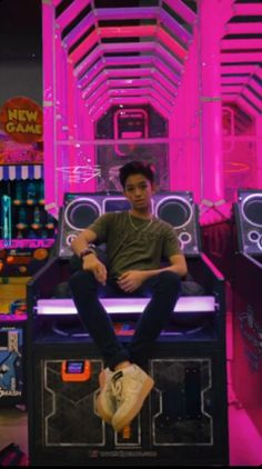 Boy Photography Poses, News Games, Neon Signs, Mood, Cool Stuff, Concert, Muhammad, Instagram, Bts